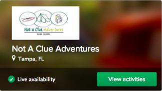 Not a Clue Adventures
